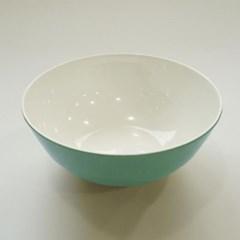 프리첸 투톤 멜라민 우동기 우동 덮밥 소바 라면그릇