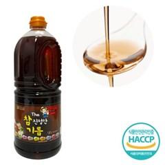 CJG001-2 더 참 진정한 기름 1.8L (참깨 향미유 60%)
