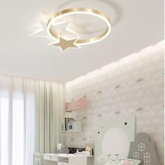 boaz 골드투스타 방등(LED) 키즈 카페 인테리어 조명