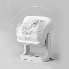 솔러스에어 써큘레이터 AIR911FW / 각도조절 AC모터 공기순환기