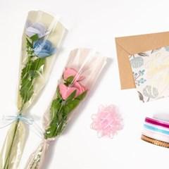 펠트 장미 꽃송이 만들기 퀼트패키지