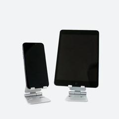 휴대용 접이식 휴대폰 태블릿 아이폰 거치대 받침대