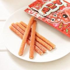 새콤짱 딸기맛 45g 24개입 옛날과자 추억의 간식 젤리_(2733238)