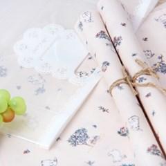 토끼와 나무 방수식탁매트
