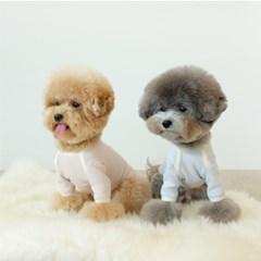 NEW 메르시 골지티셔츠 (핑크)