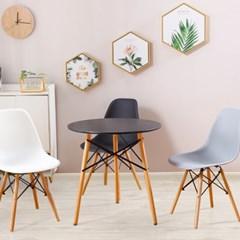 모던 스타일 티 테이블과 의자_(242865)