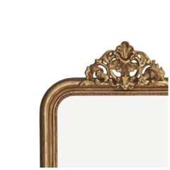 MIRROR BOULOGNE GUILDED