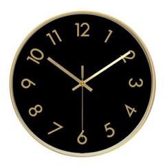 인테리어 디자인 저소음 시계_(243232)