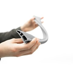 제닉스 X-PAM 실리콘 손목 받침대 키보드 마우스 세트