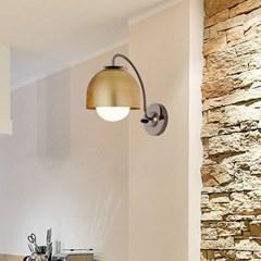 엔젤 1등 LED 벽등 조명_2color