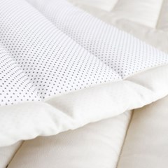 먼지없는 클린모달 소프트콜렉션 침대패드 러그 K