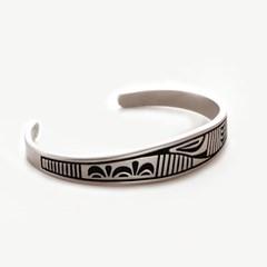 SVB - #227 matte Bangle bracelet