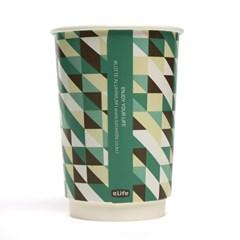 롯데 이라이프 이중 종이컵 10p세트(365ml)