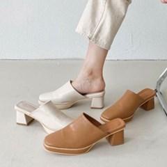 kami et muse Platform heel mule slippers_KM20w021