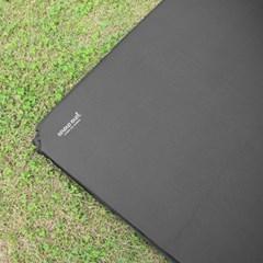 스노우아울 에디션 자충매트 2인용 블랙