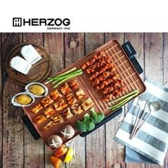 헤르조그  황동 전기그릴 MCHZ-NL001