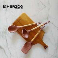 헤르조그 실리콘 쿠킹툴스 3종세트 MCHZ-EM011