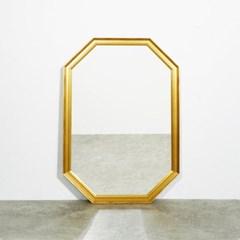 도리아 팔각 거울