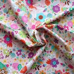 [Fabric] 스윗데이 패턴 코튼