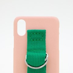SUN CASE PEACH PINK GREEN (NONE)
