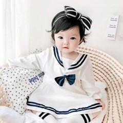 빅 리본 유아 세라 원피스(6-24개월) 204193