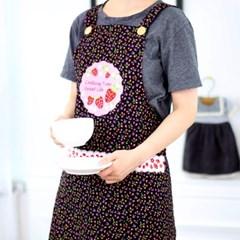딸기 앤 체리 앞치마