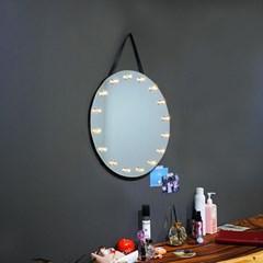 LED 미르와르 롱 조명거울