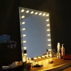LED 미르와르 까레 조명거울