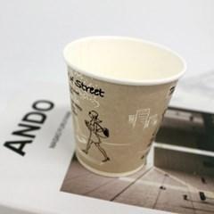 새솔 일회용 종이컵 6.5온스 1000개 카페풍경_(2746663)
