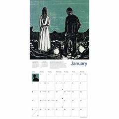 2021년 캘린더(FT) Edvard Munch