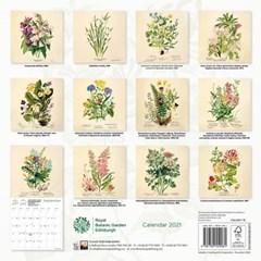 2021년 캘린더(FT) Royal Botanic Gardens