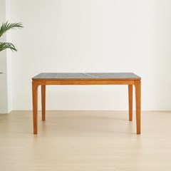 디센 마제스틱 통세라믹 원목 4인용 식탁 테이블_(11040130)