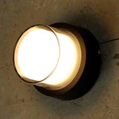 LED 돌핀 원형 벽등