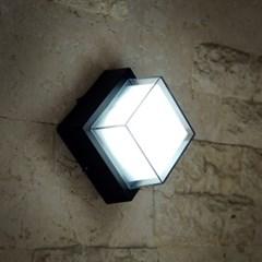 LED돌핀사각 벽등
