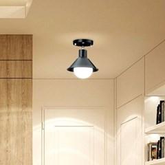 코디 1등 LED 직부 현관등_3color