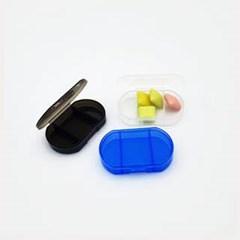 기본형 알약 케이스 1개(색상랜덤)