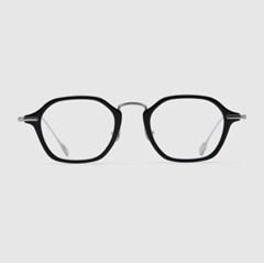 BART silver-black 안경 남자 베타 티타늄 여자 청광_(2397736)