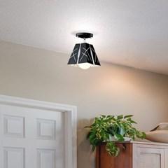 피카소 1등 LED 직부 현관등