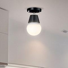 토네이도 1등 LED 직부 현관등_4color