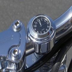 자전거 오토바이 핸들바 아날로그 시계 퀵보드 바이크