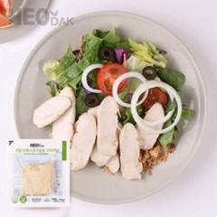 [허닭] 프레시 슬라이스 닭가슴살 100g 5종 15팩