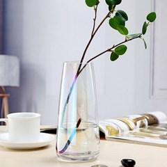 유니크한 테이블인테리어 화병 강화유리 예쁜꽃병/유리화병/인테리어