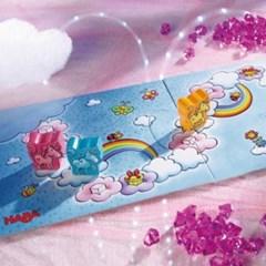 하바 유니콘 구름 레이싱 보드게임_(301821137)