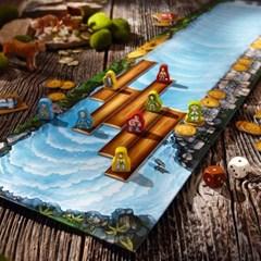 하바 오리노코강의 모험 보드게임_(301821100)