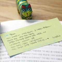 핸썸 냐옹군 (7개 1세트) - 책갈피 카드