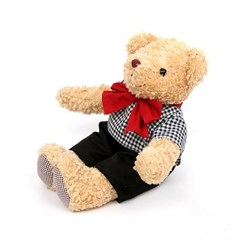 원피스테디베어(소형)-남자곰