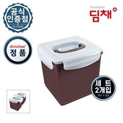 [정품] 6.5L 딤채 김치통 김치용기 김치냉장고 전용용기 WD001109