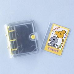미니 3공 포토카드 바인더