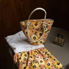 [Fabric] 빈센트 썬플라워 린넨 Vincent's Sunflower Linen