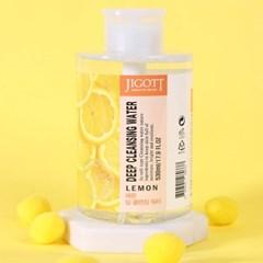 지고트 레몬 딥 클렌징 워터 530ml